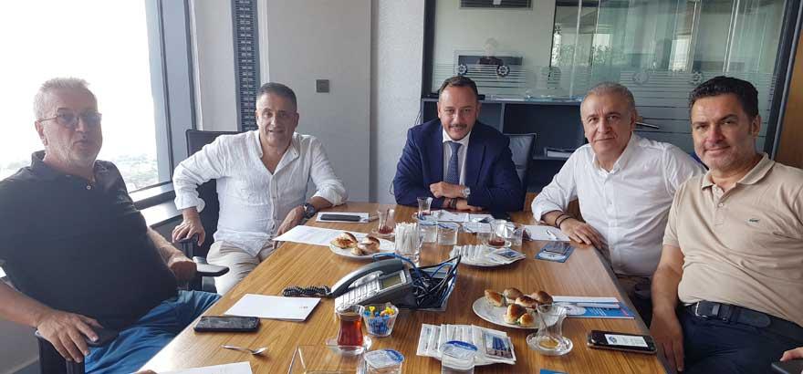 Meslek Komitemiz Ağustos Ayı Toplantısına Yönetim Kurulu Üyemiz Vehbi Canpolat Katılmıştır