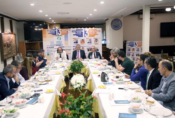 """İSO Başkanı Bahçıvan: 13. Sanayi Kongresi """"Yeni Nesil"""" Kongre Anlayışını Başlatacak"""