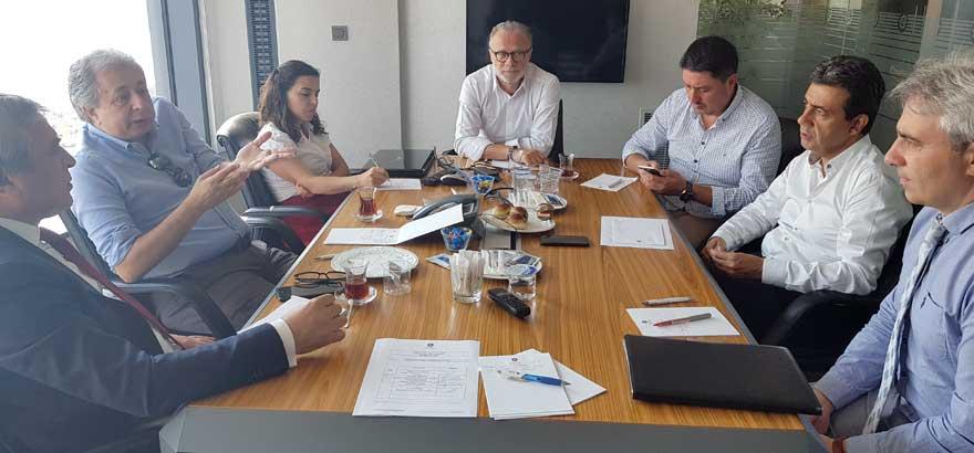 Meslek Komitemizin Ağustos Ayı Toplantısında Sektörün İşgücü İhtiyacı ve URGE Projesi Değerlendirildi