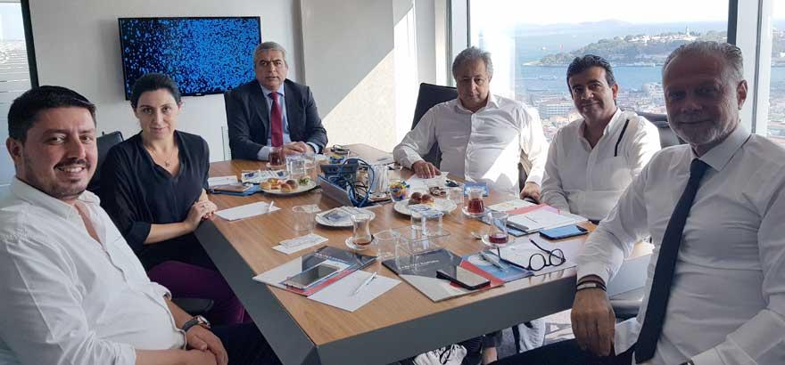 Eylül Toplantısında Odamız Arabuluculuk Hizmetleri Hakkında Komitemiz Bilgilendirildi