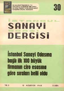 """İSO, """"Türkiye'nin 500 Büyük Sanayi Kuruluşu 2017"""" Araştırmasını Açıkladı 04"""