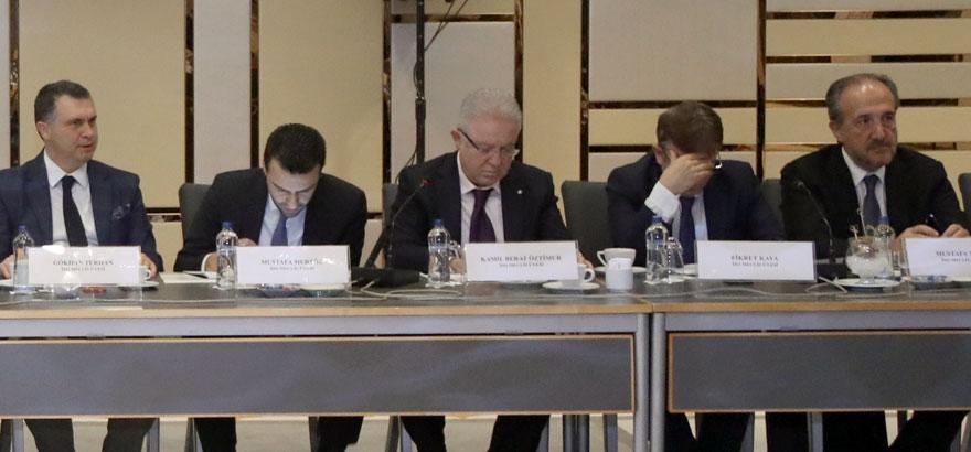 İSO MESKOM Üyeleri, Gelir İdaresi Başkanlığı Yetkilileri İle Buluştu