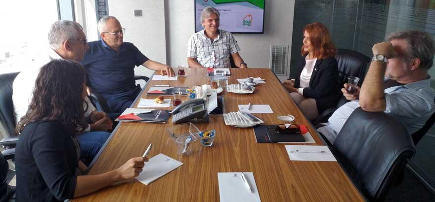 Meslek Komitemizin Eylül Ayı Toplantısına Yönetim Kurulu Üyemiz Sultan Tepe Katılmıştır