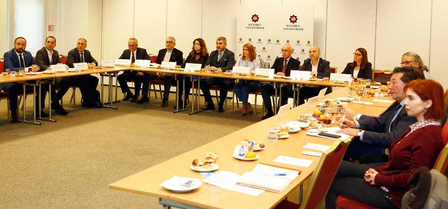 Orman, Kağıt Ürünleri, Mobilya ve Basım Sanayii Sektör Toplantısı Gerçekleştirildi