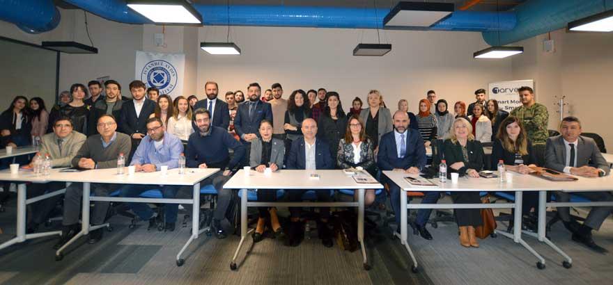 27. Basım, Yayın Sanayii Meslek Komitesi Avrupa Yakası'nda Mesleki Okul Ziyaretleri Gerçekleştirdi