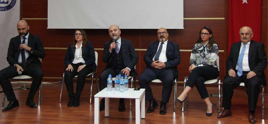 27. Basım, Yayın Sanayii Meslek Komitesi Mesleki Okul Ziyaretlerinin ikincisini Anadolu Yakası'nda Gerçekleştirdi