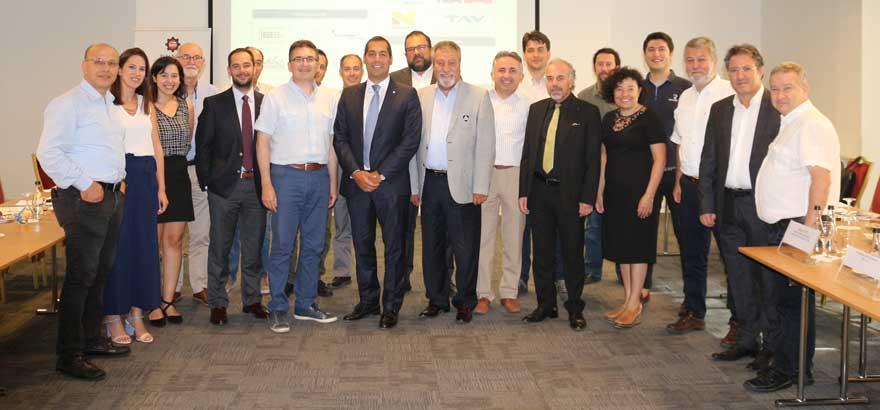 Uluslararası Akdeniz Isıl İşlem Konferansı Hazırlık Toplantısı Yapıldı