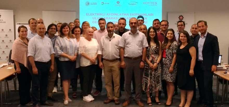 Elektrikli Aydınlatma Ekipmanları UR-GE Projesi