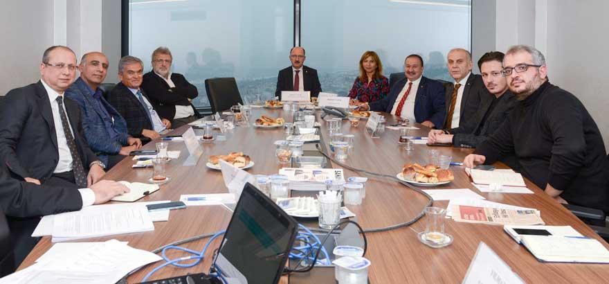 Gıda Ürünleri Sanayii Sektör Toplantısı Gerçekleştirildi