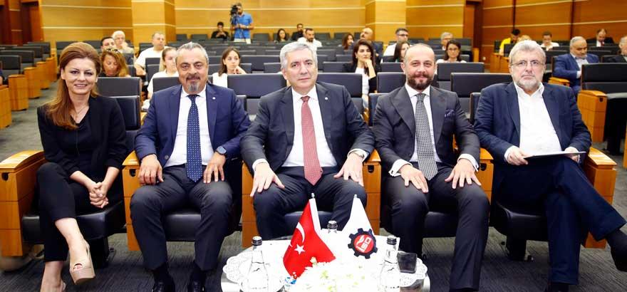 """İSO Başkanı Bahçıvan: """"Tüketici, Ambalajlı ve Markalı Ürünlere Yönelmeli"""""""