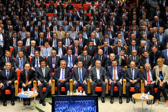 İSO Başkanı Bahçıvan Şura'da Sanayinin Sorunlarını Dile Getirdi