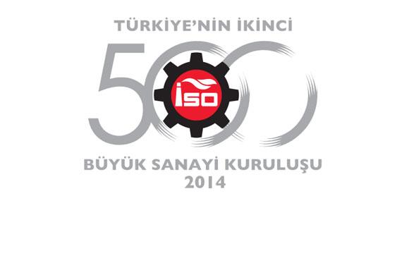 """İSO, """"Türkiye'nin İkinci 500 Büyük Sanayi Kuruluşu"""" Araştırmasının Sonuçlarını Açıkladı"""