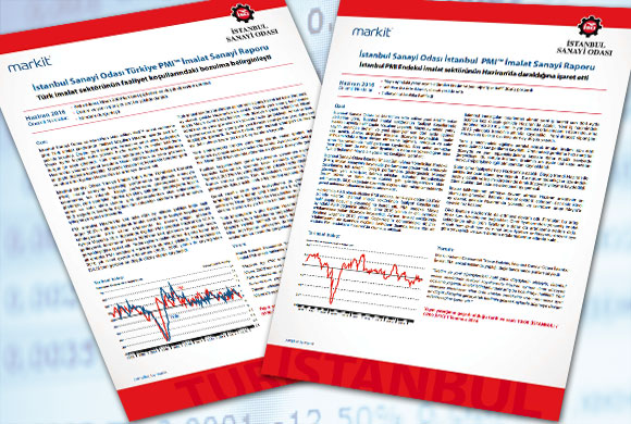 ICI Announces the Turkey and Istanbul PMI Manufacturing Survey Results for June 2016