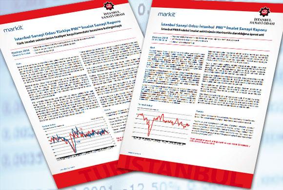 İstanbul Sanayi Odası Türkiye ve İstanbul İmalat PMI Haziran 2016 Raporları Açıklandı