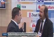 İSO Başkan Yardımcısı Dalgakıran, Bloomberg TV'de, 8.10.2015