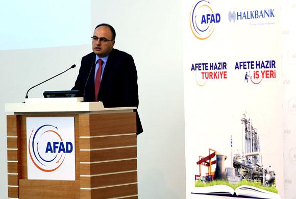 AFAD'ın Büyük Endüstriyel Kazalara Yönelik Eğitimi Başladı