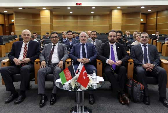 Investment and Business Opportunities in Afghanistan Country Day organized by ICI was Discussed