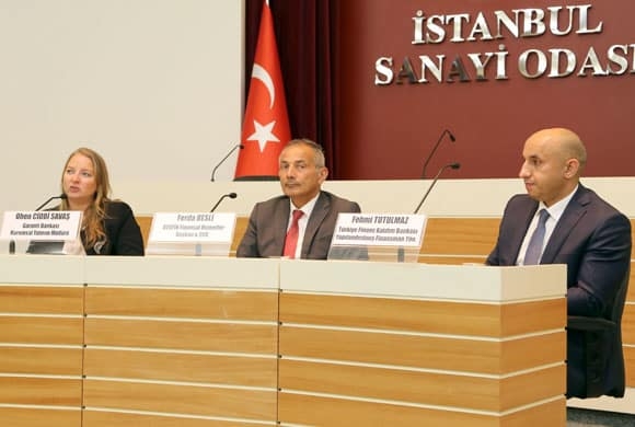 Odakule'de Alternatif Finansman, Tahvil ve Sukuk Semineri Düzenlendi
