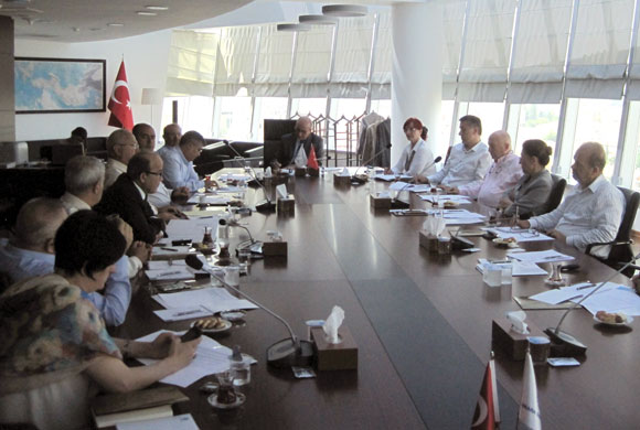 İSO, 13. Sanayi Kongresi'ne Anadolu'daki Odalarla Birlikte Hazırlanıyor