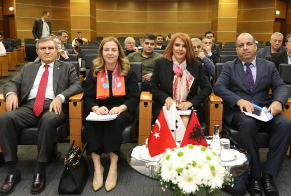 ICI Organized Albania Country Day to Introduce It to Turkish Industrialists and Business People
