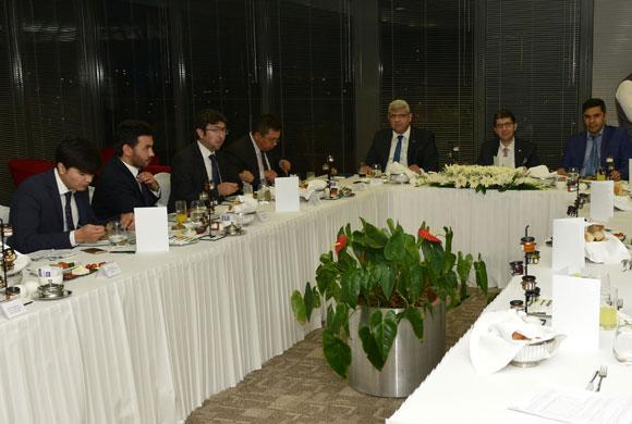 İstanbul Sanayi Odası, Ticari  Misyon Temsilcilerini İftarda Ağırladı