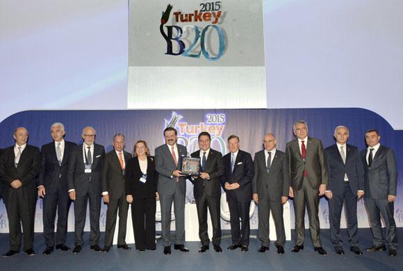 B20'nin Küresel Aktörleri Türkiye'deki 'Başlangıç' Toplantısında Buluştu