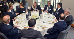 ICI Board Joined 37 Consuls General at Friendship Lunch 01