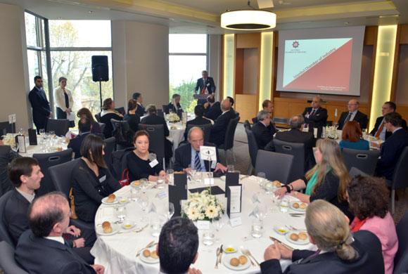 İSO Yönetimi, 37 Başkonsolosla Dostluk Yemeğinde Buluştu
