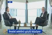 İSO Başkanı Bahçıvan, Kanal 24'e Konuştu 17.01.2018