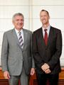 Belçika Ticaret Ataşesi Verplancken, İSO Başkanı Bahçıvan'ı Ziyaret Etti