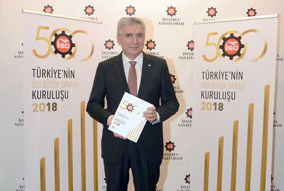 "ICI Announced Research Results of ""Turkey's Top 500 Industrial Enterprises in 2018"""