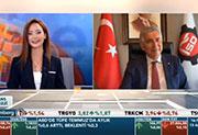 İSO Başkanı Bahçıvan, BloombergHT`de 13.08.2020
