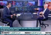 İSO Başkanı Bahçıvan, BloombergHT'de (07.10.2019)