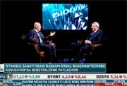 İSO Başkanı Bahçıvan, BloombergHT'de (31.01.2020)