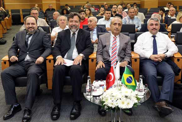 Brazil Country Day, the Biggest Economy of Latin America Attracted Attention