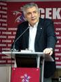 Çekmeköylü Sanayici ve İş Adamları İSO Başkanı Erdal Bahçıvan'ı Ağırladı