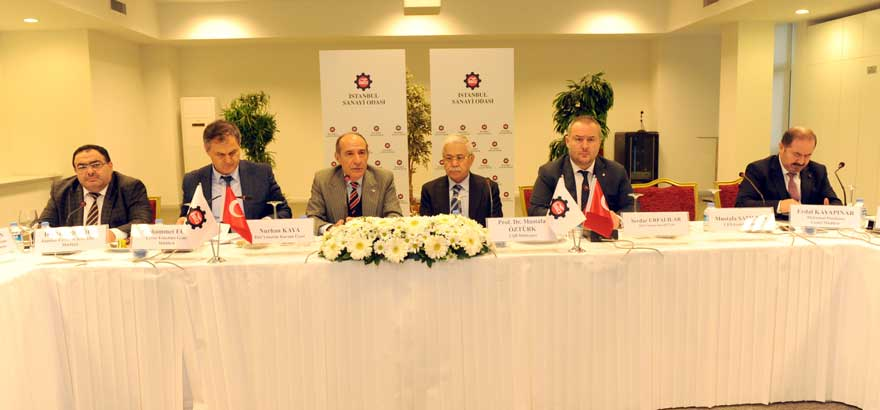 İSO Meslek Komiteleri, Çevre Bakanlığı Yetkilileri ile İstişare Toplantısında Buluştu