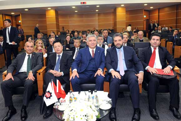"Turkish Companies Invited to $8 Trillion Market on ""China Country Day"""