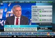 İSO Başkanı Erdal Bahçıvan'ın CNBC-E'deki Konuşması, 19.01.2015
