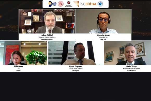 İstanbul Sanayi Odası, İSTKA Programı Kapsamında Sanayide Dijital Dönüşüm Zirvesi Düzenledi