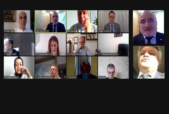 PGD Toplantıları Elektrikli Ekipmanlar Sektörü ile Devam Etti