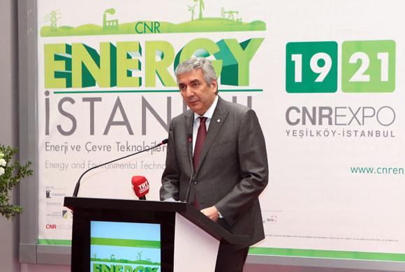 """İSO Başkanı Enerji Fuarı'nda Konuştu: """"Enerjide Yerli Üreticiler Desteklenmeli"""""""