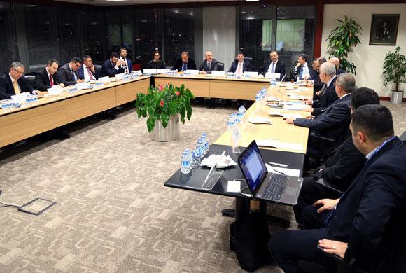 Enerji İhtisas Kurulu İlk Toplantısını Yaptı