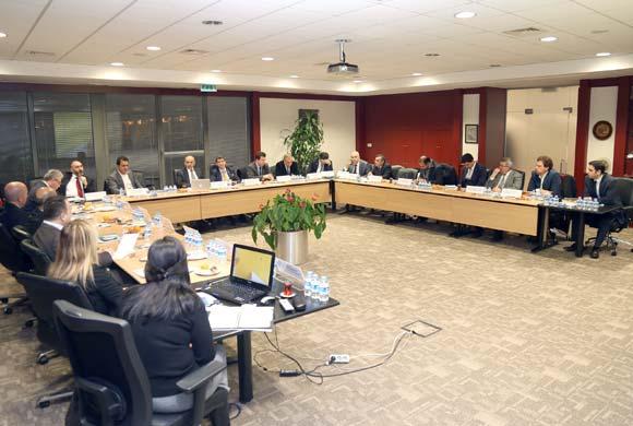 Yenilenebilir Enerji Genel Müdürü İSO Enerji İhtisas Kurulu'na Katıldı