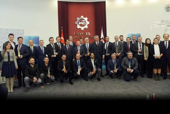 İSO Enerji Verimliliği Ödülleri, Düzenlenen Törenle Sahiplerini Buldu