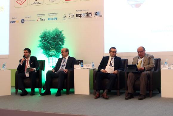 İSO Yönetim Kurulu Üyesi Ata Ceylan 6.Enerji Verimliliği Forumu'na Katıldı