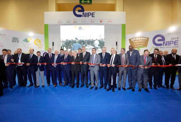 Enerji Verimliliği 2018 Zirvesi, ENIPE Kapılarını Ziyaretçilere Açtı