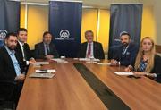 İSO Başkanı AA Finans Masası'nda 13.11.2018