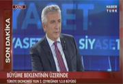 İSO Başkanı Bahçıvan HABERTÜRK-EKO SİYASET'te, 09.09.2015
