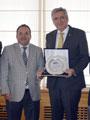 Esenyurt Kaymakamı ve ESİDER Başkanı'ndan İSO Başkanı'na Teşekkür Ziyareti